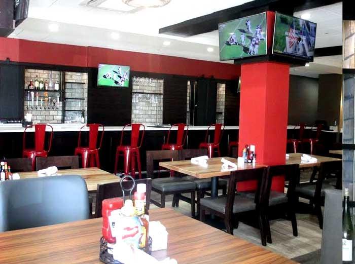 Restaurant booths - Photo Gallery Burger Theory Salina Ks Restaurant Motels